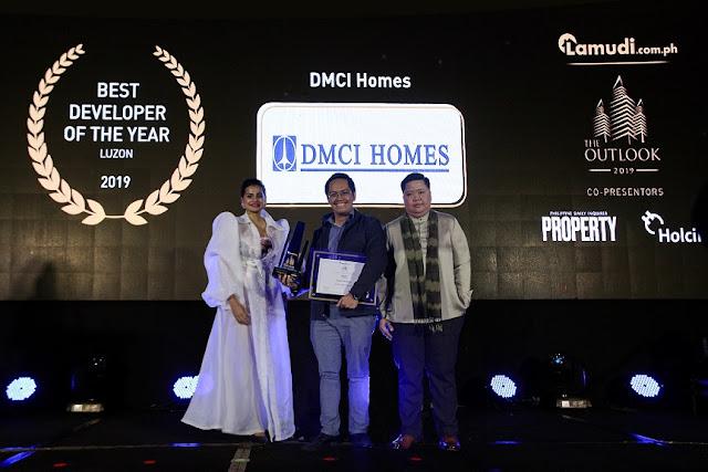 DMCI Homes named Best Developer for Luzon by Lamudi
