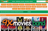 9xmovies.in | Pirated Movie Download Website Link | HD New Hollywood