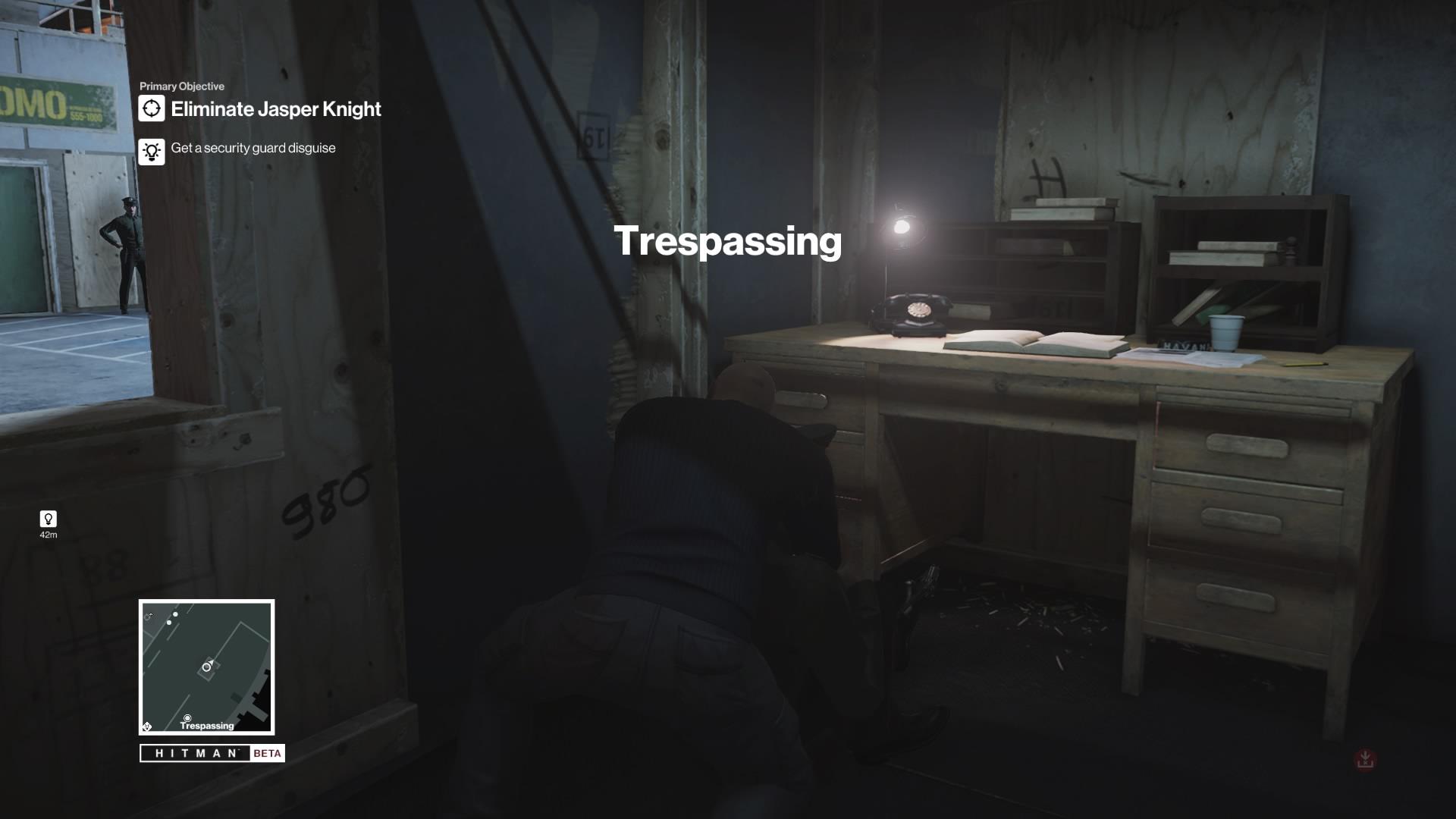 How to Eliminate Jasper Knight