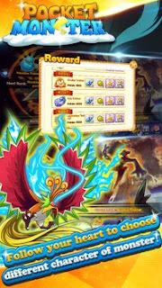 Pocket Monster Mod Apk