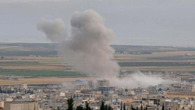 Ataque de Israel à Síria mata três soldados e fere sete