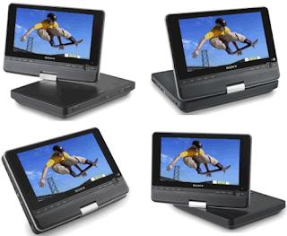 Daftar Harga TV Kecil Portable Murah Terbaru,mini portable digital tv,handheld,sony,tnt, murah,