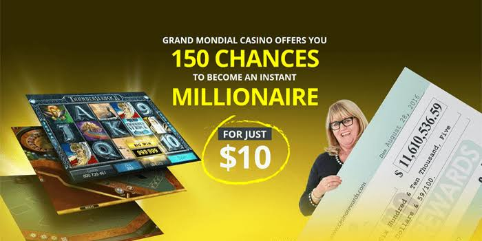 Casino Rewards Grand Mondial