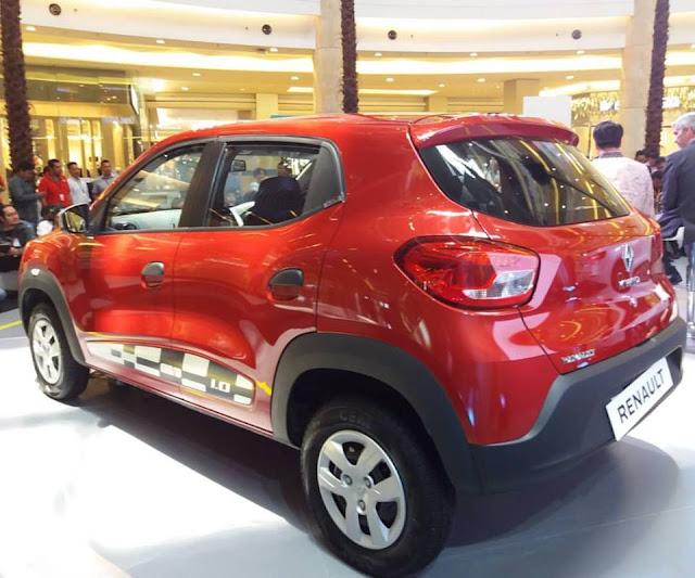 Spesifikasi Renault Kwid