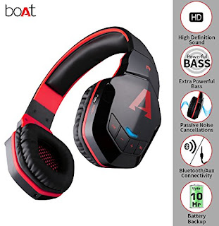 boat rockerz 510 wireless bluetooth headphones reviews specifications features. Black Bedroom Furniture Sets. Home Design Ideas