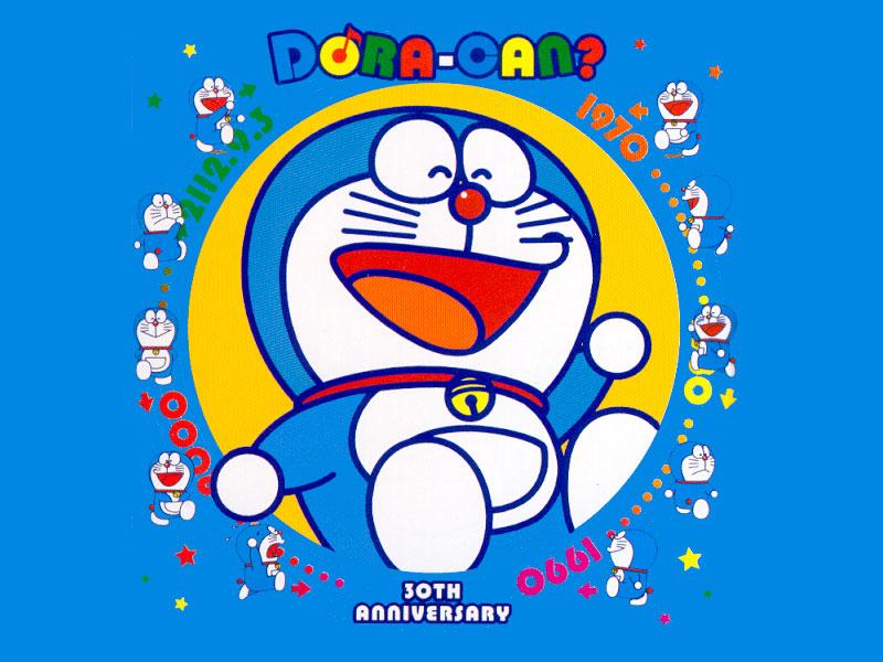 Wallpaper Lucu Foto Doraemon Terbaru