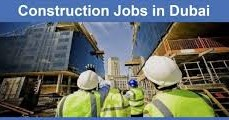 Construction Company based in Dubai Recruitment  MEP Forman, Electricians, Plumbers and Helper