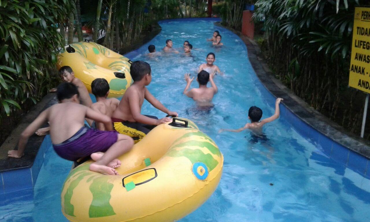 kolam arus