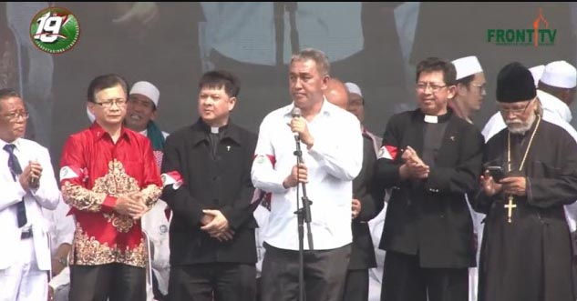 Ketua PGI DKI : FPI Tidak Menakutkan Seperti Kata Media Bayaran