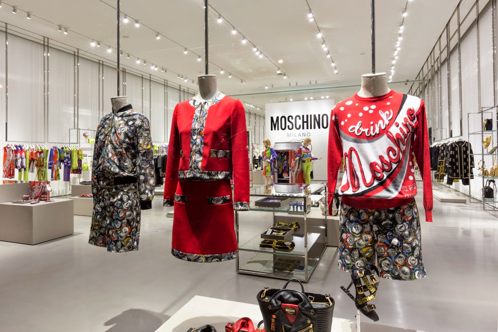 Moschino Boutique West Hollywood