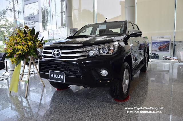 Toyota Hilux 2016 AT rất đáng đồng tiền bát gạo