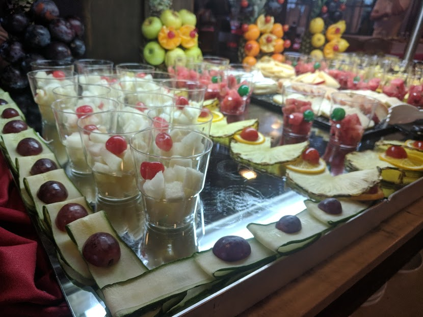 Pirates Village Santa Ponsa | Jet 2 Holidays Review  - all inclusive buffet starters