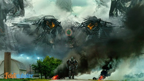 transformers age of extinction battle cry