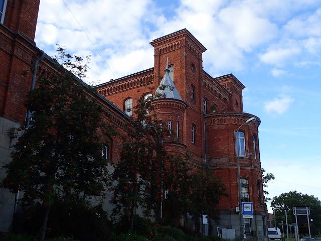 Zabudowania Szczecina