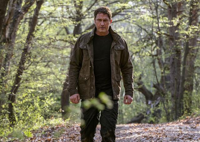 """Gerard Butler está em fuga no novo trailer de """"Invasão ao Serviço Secreto"""""""