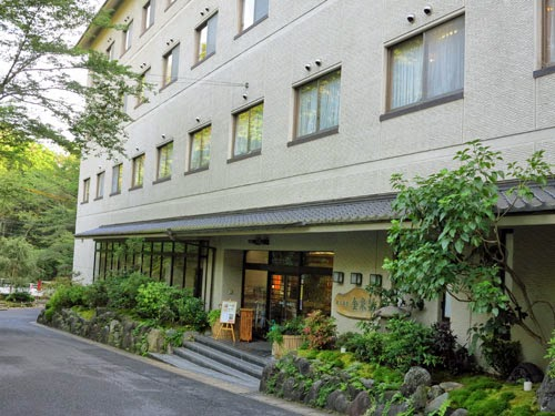 Kinsenkaku Hotel, Sanage Onsen
