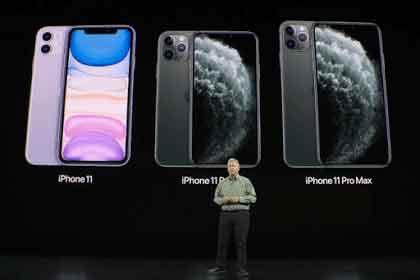 Harga dan Spesifikasi iPhone 11, iPhone 11 Pro dan  iPhone 11 Pro Max