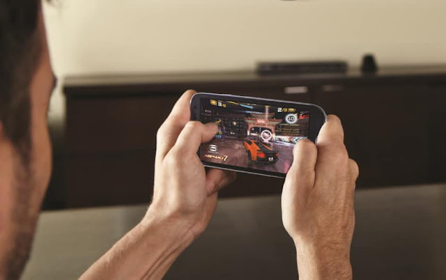 smartphone for gamers