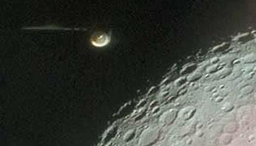Esta imagen fue borrada de la misión Apolo 16