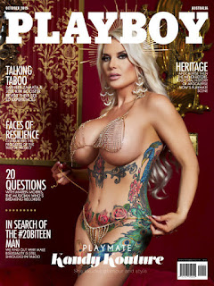 Playboy Australia – Octubre 2019 PDF digital