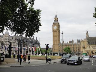 ロンドン観光