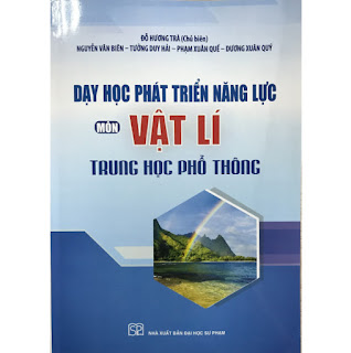 Dạy Học Phát Triển Năng Lực Môn Vật Lí THPT ebook PDF-EPUB-AWZ3-PRC-MOBI