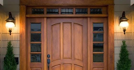 la puerta ideal madera de teca y decoraci n de exterior