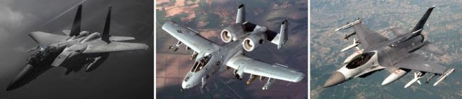 The USAF Wants To Get Rid of Over 200 Aircraft – Here's What It Wants To Send To The Boneyard