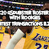 NBA 2K20 GSdubster Roster Update with Rookies and latest transactions 11.28.2020