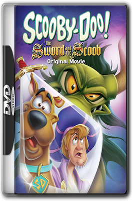 Scooby-Doo! The Sword and the Scoob [2021] [DVD R1] [Latino]