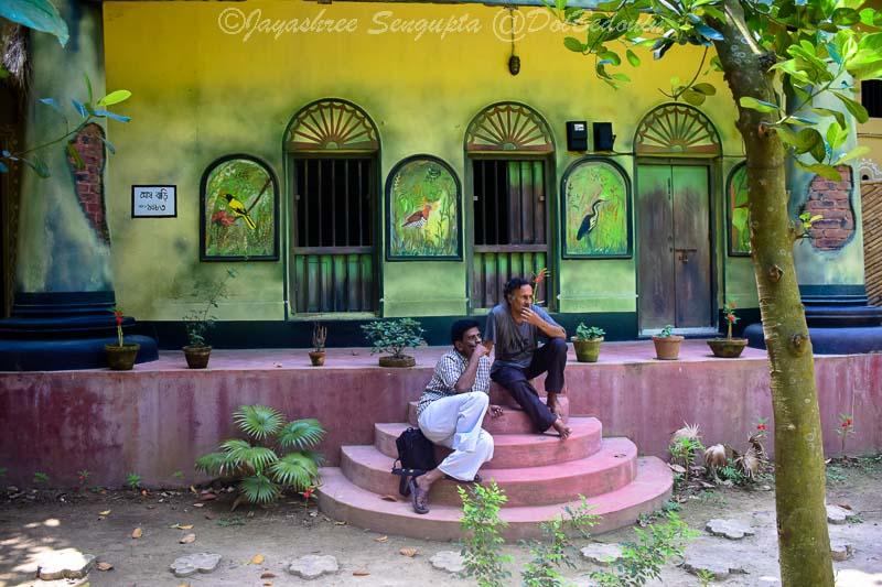 The Ghosh Bari doibedouin baghrol basa