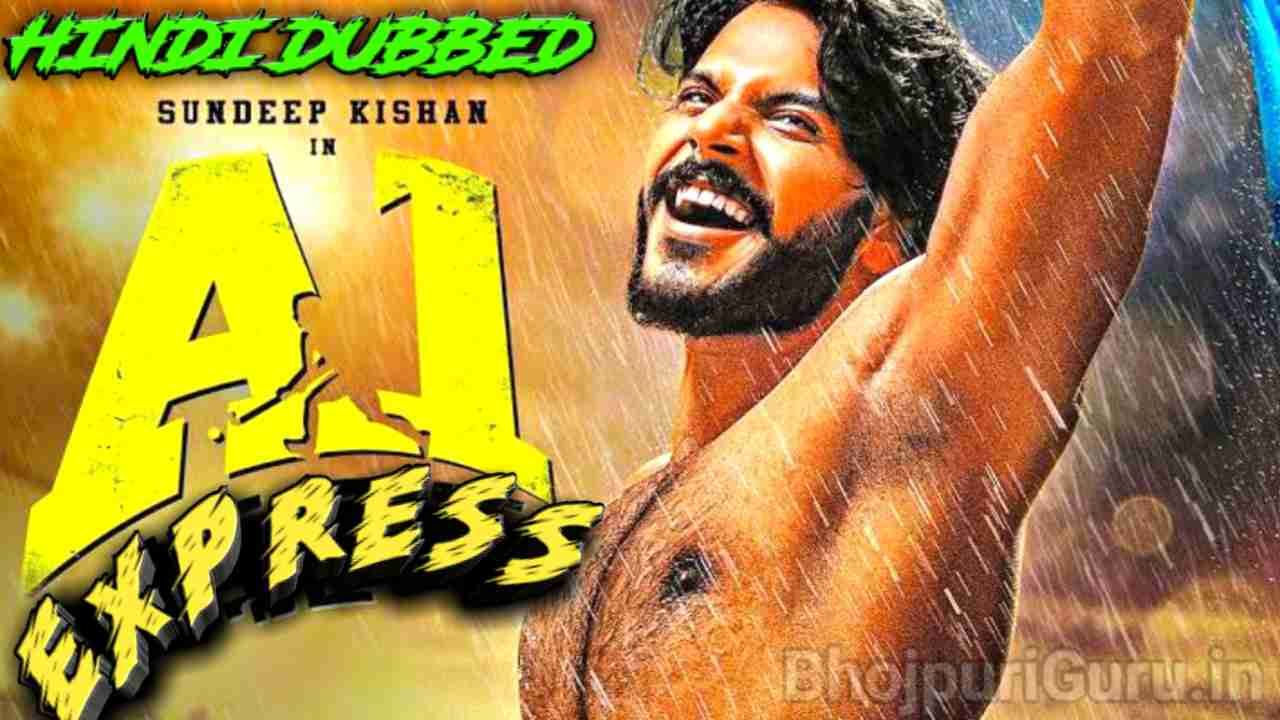 A1 Express Telugu Movie In Hindi Dubbed