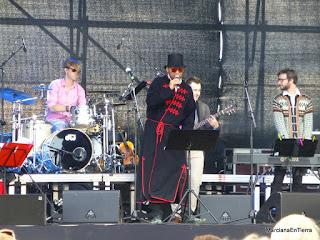 Concierto durante el Festival de los Días Marítimos de Tallin