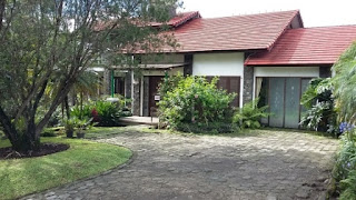 Blok N No 1B Villa sewaan di Istana Bunga Lembang
