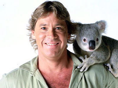 Top Ten Famous Steve Irwin Quotes