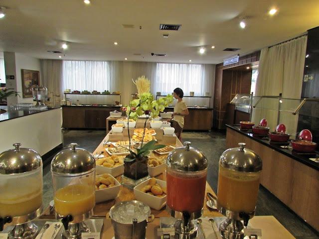 Hotel da seleção brasileira em Belo Horizonte