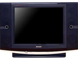 Kerusakan umum TV SHARP