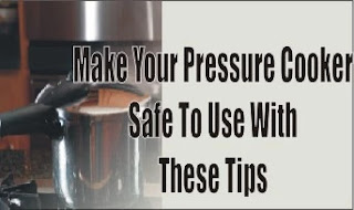 Make Your Pressure Cooker Safe To Use With These Tips