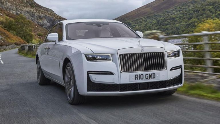 طراز Rolls-Royce Ghost