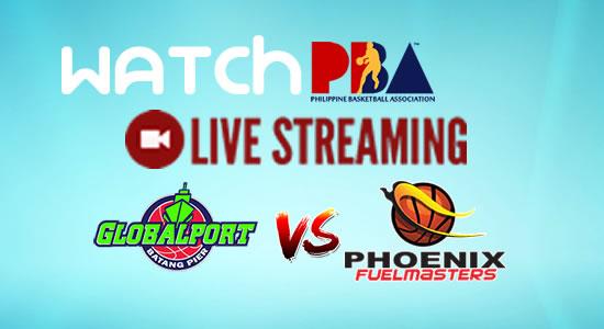 Livestream List: GlobalPort vs Phoenix game live streaming March 2, 2018 PBA Philippine Cup