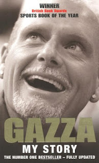 Book For Men Book Review! My Story: Gazza by Paul Gascoigne