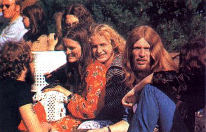 hippies anos 60