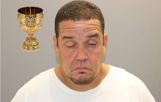 Detienen un dominicano por robo de cáliz en iglesia Nuestra Señora del Buen Consejo en Nueva Jersey