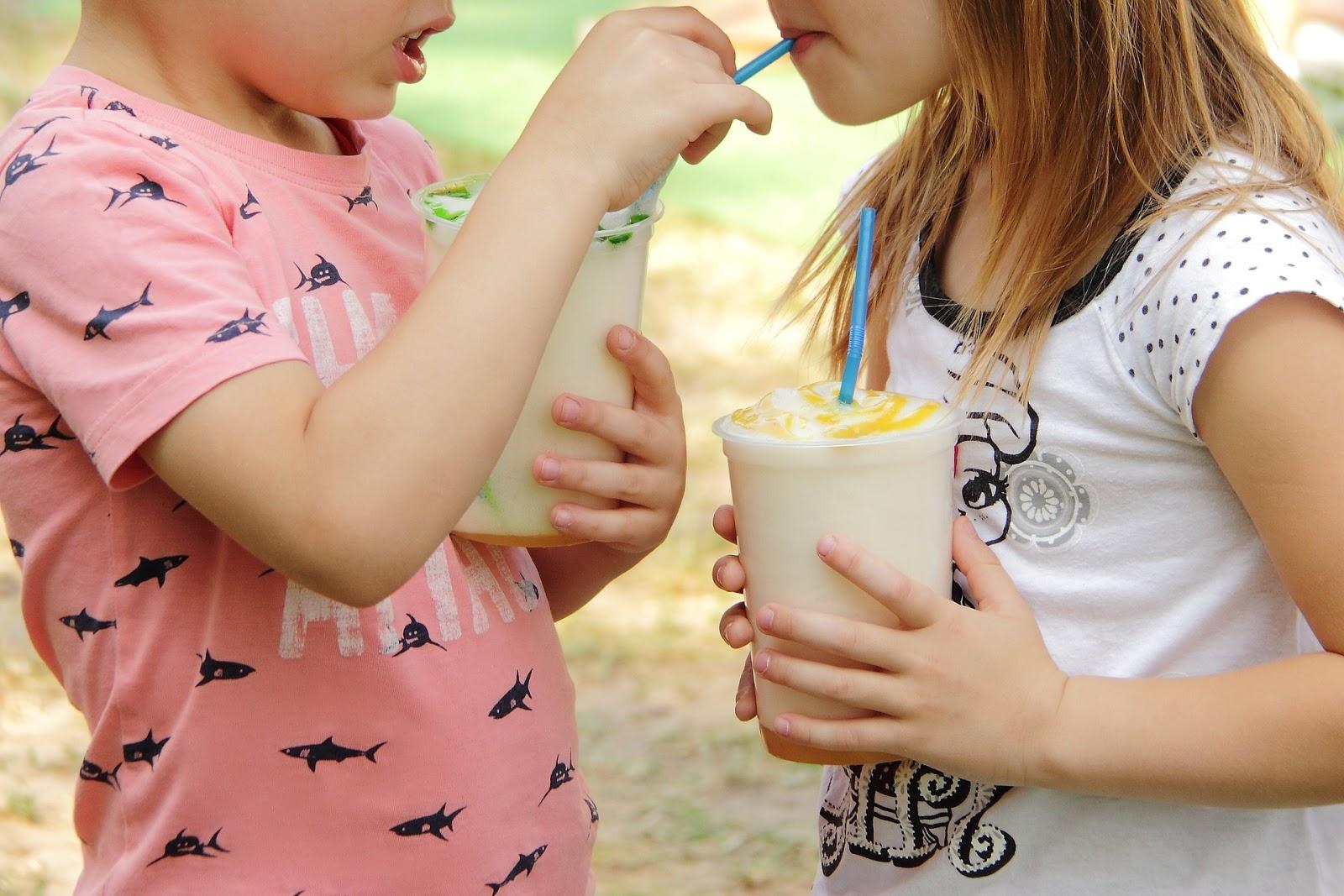 Η Σωστή Διατροφή των Παιδιών