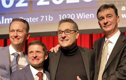 هل سيقطع شتراخه الطريق على حزب الحرية في فيينا؟