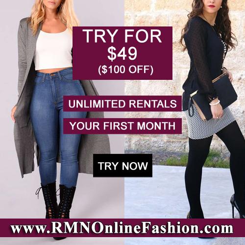 Armoire | Rent Contemporary Designer Women's Clothing - www.RMNOnlineFashion.com
