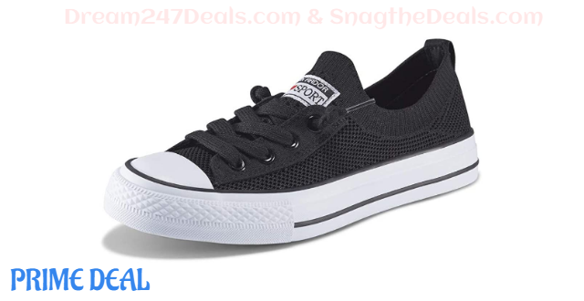 40% OFF  Womens Slip On Sneakers Shoes