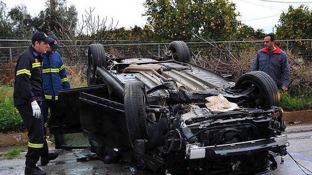 Έξι νεκροί το Νοέμβριο σε τροχαία στην Περιφέρεια Πελοποννήσου