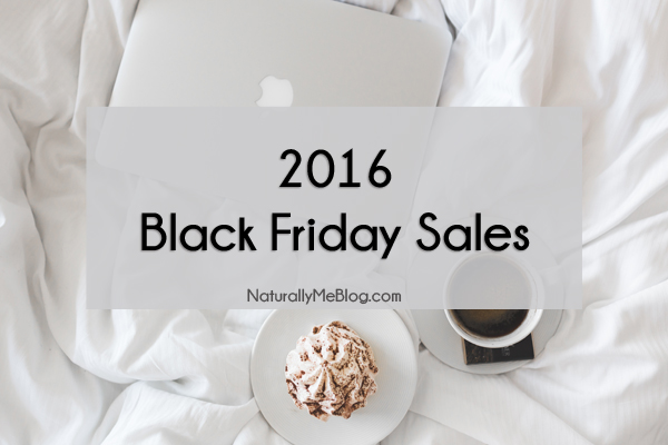 2016 Black Friday Sales, Black Friday Sales Roundup, Where to Shop for Black Friday, Sales