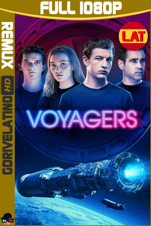 Voyagers (2021) BDRemux 1080p Latino-Ingles MKV